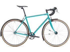 Genesis Flyer Single Speed Road Bike