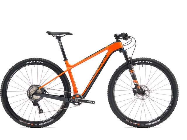 Genesis Mantle 20 XC Carbon Mountain Bike click to zoom image