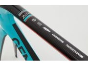 Genesis Zero SL Team Madison Genesis Carbon Frameset click to zoom image