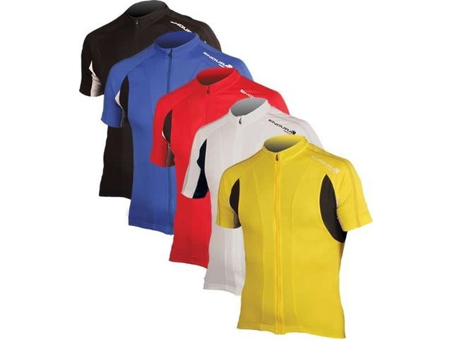 Endura FS260-Pro Jersey II Short Sleeved Jersey click to zoom image