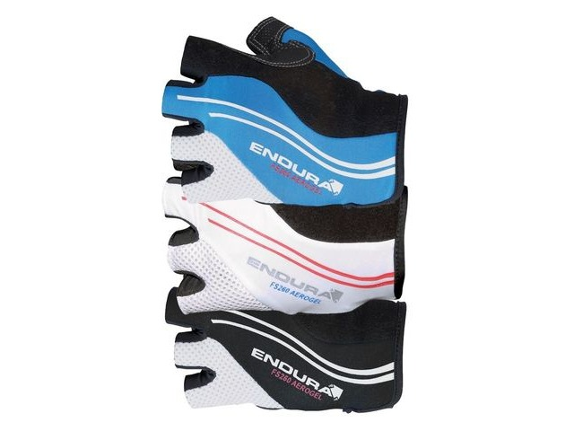 Endura FS260 Aerogel Fingerless Track Mitts click to zoom image