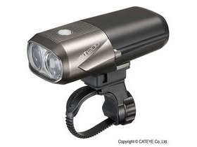 Cateye VOLT 1200 Lumen USB RC Rechargeable Cycle Headlight