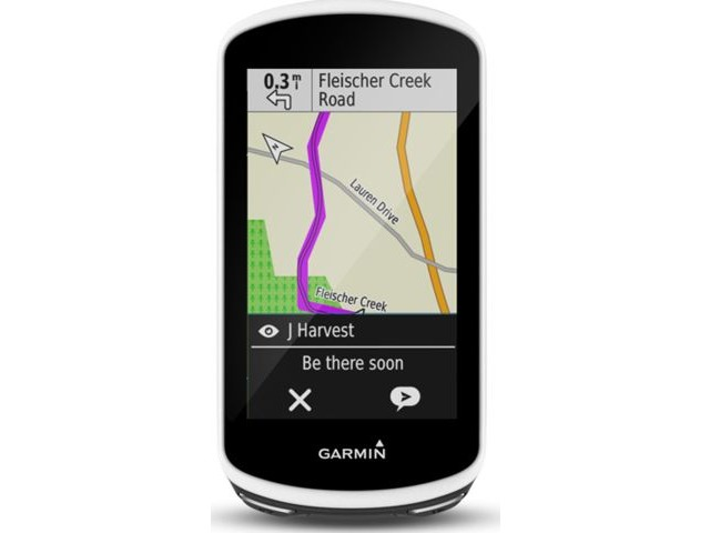 Garmin Edge 1030 GPS Enabled Computer-Head Unit click to zoom image