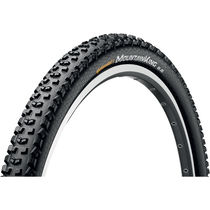 "Continental Mountain King II 26 x 2.4"" PureGrip Black Tyre"
