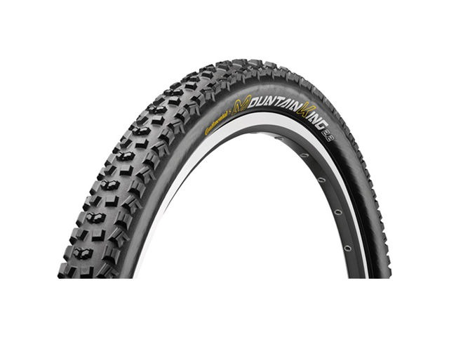 Continental Mountain King II Race Sport Folding Tyre click to zoom image