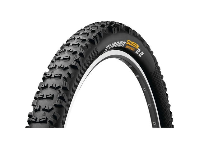 "Continental Rubber Queen Folding 29"" Tyre click to zoom image"