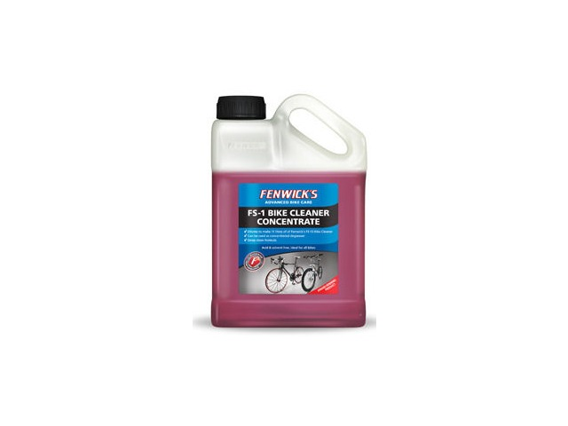 Fenwicks FS-1 Concentrated Bike Cleaner-5 Litre click to zoom image