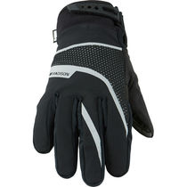 Madison Protec youth waterproof gloves, black