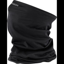 Madison Isoler Microfiber neck warmer, black one size