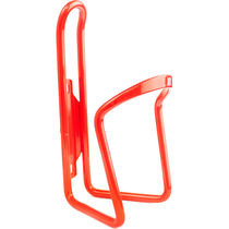 MPart Bottle cage Aluminium 6 mm red