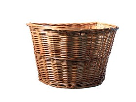 MPart Wicker Basket-Standard