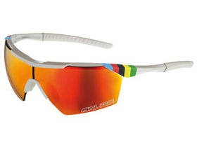 Salice vedi italiano 004 Sunglasses - RW Lense/White World Championship Graphics