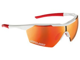 Salice vedi italiano 004 Sunglasses - RW Lense/White Red