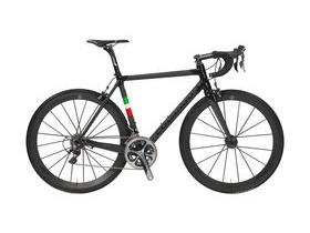 Colnago C60 Frameset - Dual Use - Italia Matt Black / Gloss Decal