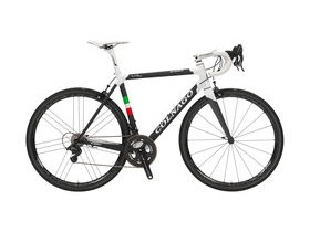 Colnago C60 Frameset - Dual Use - Italia Black / White