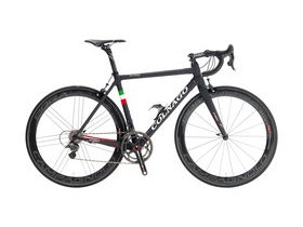 Colnago C60 Disc Frameset - Dual Use - Italia Matt Black
