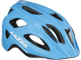 Lazer Nutz Uni-Size Youth Helmet-Light Blue