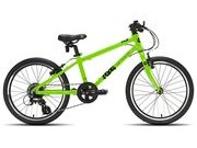Frog Bikes 55 Lightweight Kids Bike  Green  click to zoom image