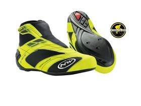 Northwave Shoes Fahrenheit Arctic 2 GTX Boots Road  -  Fluro Yellow