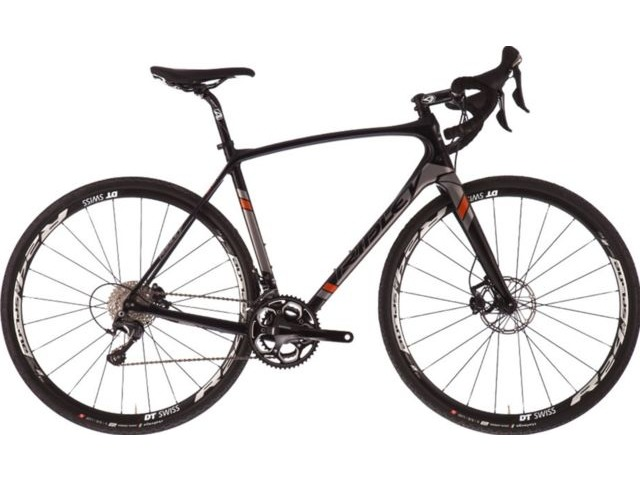 Ridley Ridley X-Trail C Ultegra Mix Disc Gravel Bike click to zoom image