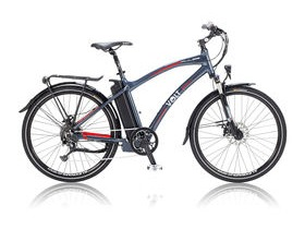 Volt Pulse Hybrid Electric Bike - Standard Battery