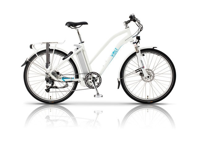 Volt Pulse LS Step Through Electric Bike click to zoom image