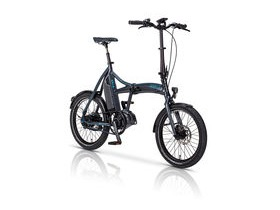 Electric Bikes :: Electric - Folding Bikes :: LANGSETT CYCLES