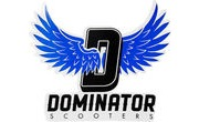 Dominator Scooters logo