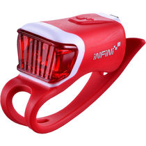 Infini Orca USB rear light, red