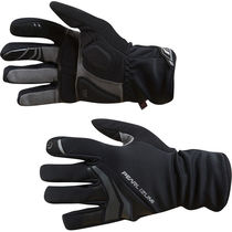 Pearl Izumi Men's, Elite Softshell Gel Glove, Black