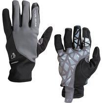 Pearl Izumi Men's, Select Softshell Glove, Black