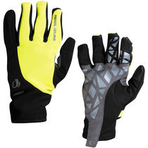 Pearl Izumi Men's, Select Softshell Glove, Screaming Yellow
