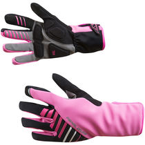 Pearl Izumi Women's, Elite Softshell Gel Glove, Screaming Pink