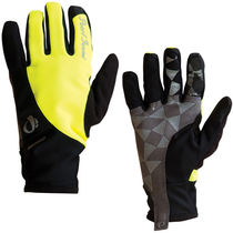 Pearl Izumi Women's, Select Softshell Glove, Screaming Yellow