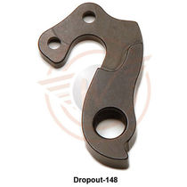 Wheels Manufacturing Replaceable derailleur hanger / dropout 148