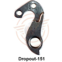 Wheels Manufacturing Replaceable derailleur hanger / dropout 151
