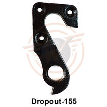 Wheels Manufacturing Replaceable derailleur hanger / dropout 155
