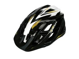 Scott Spunto Junior Mountain Bike Helmet-Black/White