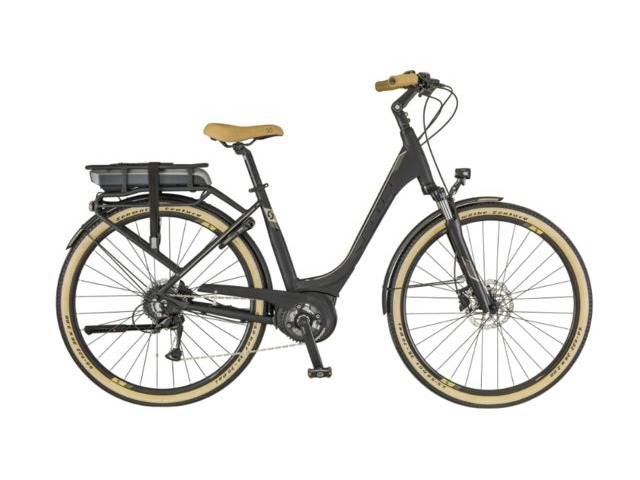 Scott E-Sub Aktiv Unisex Rack Type Electric Bike click to zoom image