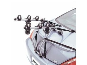 Hollywood Car Racks Baja Spoiler Rack for 3 Bikes
