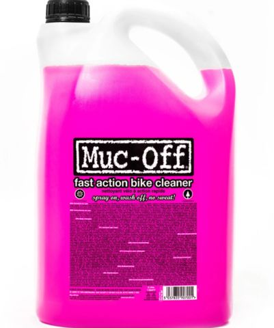 Muc-Off Nano Tech Bike Cleaner 5 Litre click to zoom image